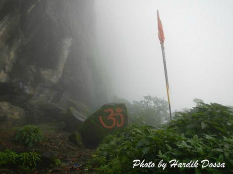 Chanderi fort cave
